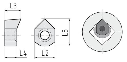disegno inserto profilo quadro interno