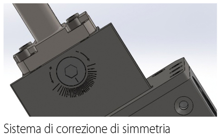stozzatore - foto simmetria